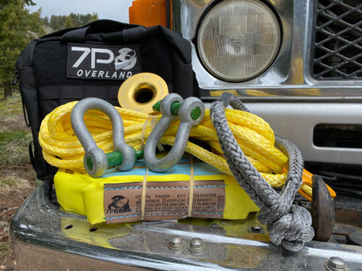 7P Gear 4x4 Recovery Kit