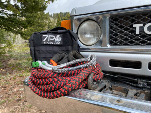 7P Gear 4x4 Kinetic Recovery Kit