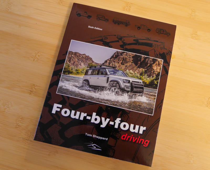 Four by Four Driving Book